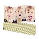 Precise Photos and Plaid -- New Years Photo Cards