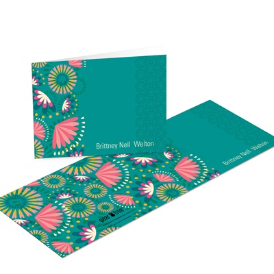Hawaiian Celebration Luau Thank You Cards
