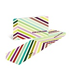 Chic Chevron -- Personalized Thank You Cards