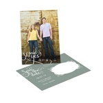 Say it Sweetly -- Save the Date Photo Postcards