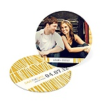 Rounded Style -- Save the Date Picture Cards