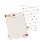 Sweet Polka Dots -- Polka Dot Thank You Cards