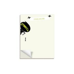 Sneaky Ninjas -- Custom Notepads