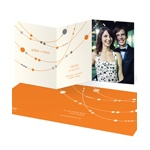 Swanky Strands -- Save the Date Photo Cards