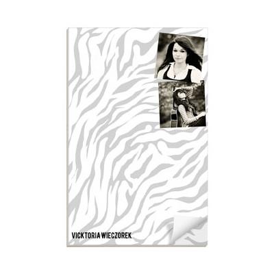 Wild Print Custom Notepads