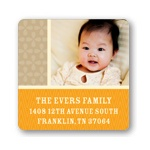 Sweet Squares -- Photo Address Labels