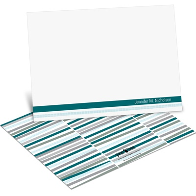 Linear Array Retro Stationery