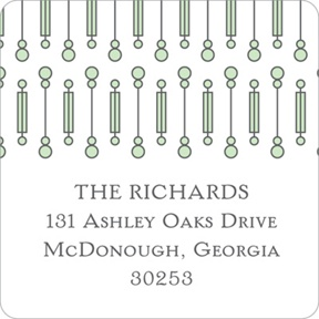 Symbolic Circles -- Modern Return Address Labels
