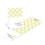 Patterned Perfection -- Modern Wedding Thank You Cards