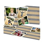 Photo Storybook -- Tri-fold Graduation Invitations