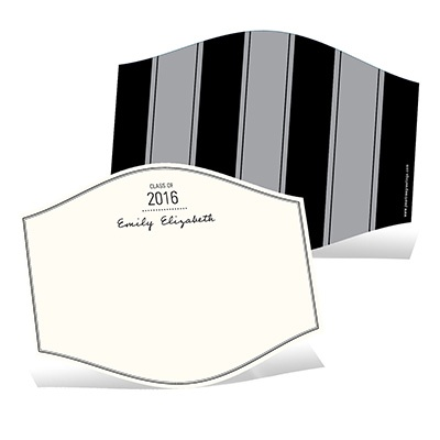 Top of the Class -- Personalized Graduation Thank You Cards