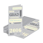 Speech Bubble Style -- Modern Graduation Invitations