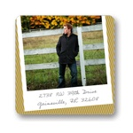 Snapshot Memories -- Photo Return Address Labels