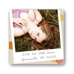 Confetti Snapshot -- Photo Address Labels