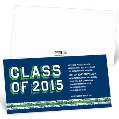 Collegiate Files Graduation Announcements
