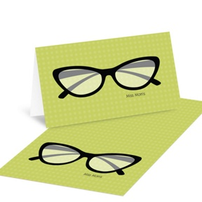 Spectacle Display -- Teacher Stationery