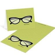 Spec-tacular Mini Note Cards