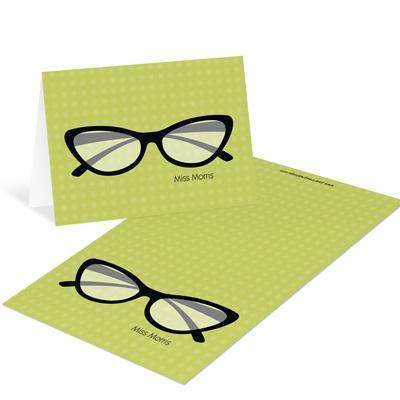 Spec-tacular Mini Note Cards