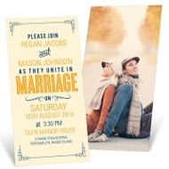 Happily Ever Wedding Invitations