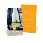 Sweetly Scripted -- Wedding Reception Cards