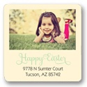 Spring & Easter Address Labels