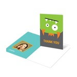 Monster Bash -- Monster Thank You Cards