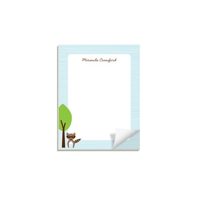 Nesting Outdoors Custom Notepads