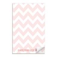 Sweet Chevron Dreams Custom Notepads