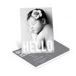Special Delivery Vertical Photo  -- Baby Announcement Postcards