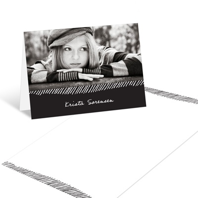 Fringe Benefits -- Graduation Thank You Cards
