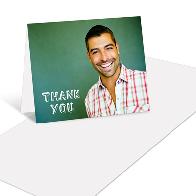 Happy Grad  Graduation Thank You Cards