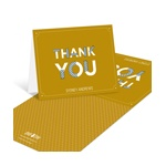 Party Tape  -- Graduation Thank You Cards