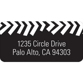 Trail Blazer -- Graduation Address Labels