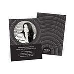 My Circle -- Graduation Invitations