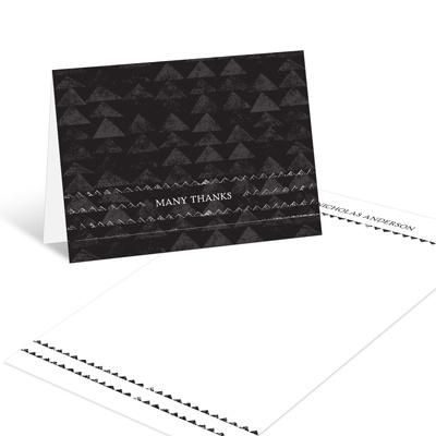 Mountains to Climb Graduation Thank You Cards