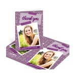 Going My Way -- Graduation Thank You Cards