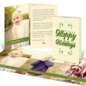 Storybook Christmas -- Christmas Cards