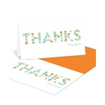Essential Baby Items Collage -- Baby Shower Thank You Cards