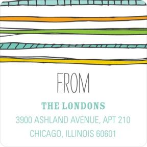 Urban Address -- Address Labels
