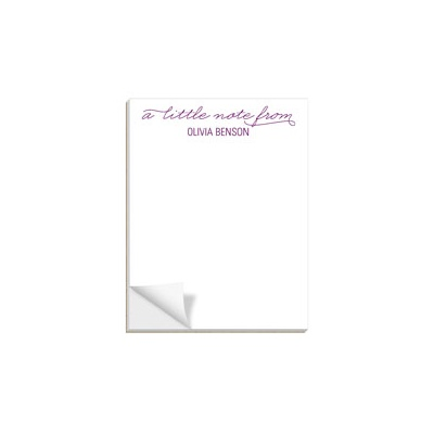 Flowing Ink Notepads