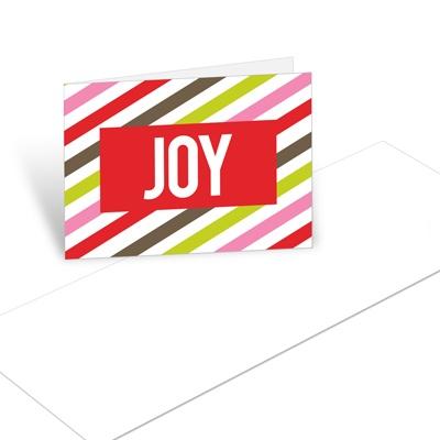 Bold Joy Christmas Mini Note Cards