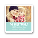Photo Snapshot -- Personalized Address Labels