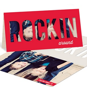 Rockin Style -- Christmas Cards