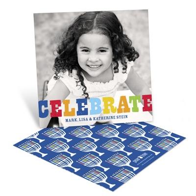 Celebration of Lights Hanukkah Cards