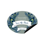 Birds of a Feather -- Save the Date Magnets