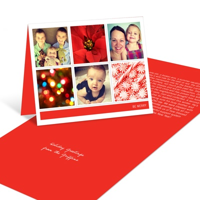 Merry Memories -- Holiday Photo Cards