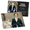Mini Graduation Announcements