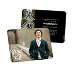 Favorite Photo Horizontal -- Graduation Announcements & Invitations