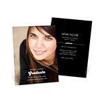 Perfect Photo -- Graduation Announcements & Invitations