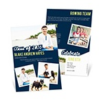 Photos With Class -- Graduation Announcements & Invitations